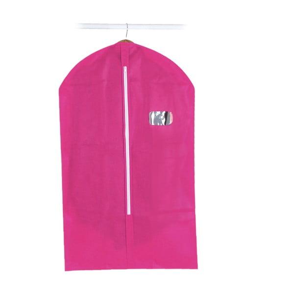 Ružový obal na oblek Jocca Suit, 101 x 60 cm