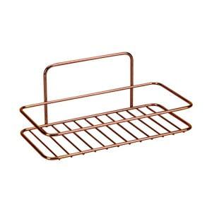Koupelnová polička Metaltex Copper