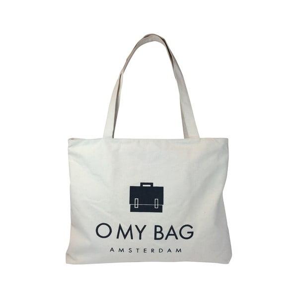Bílá plátěná taška O My Bag OMB