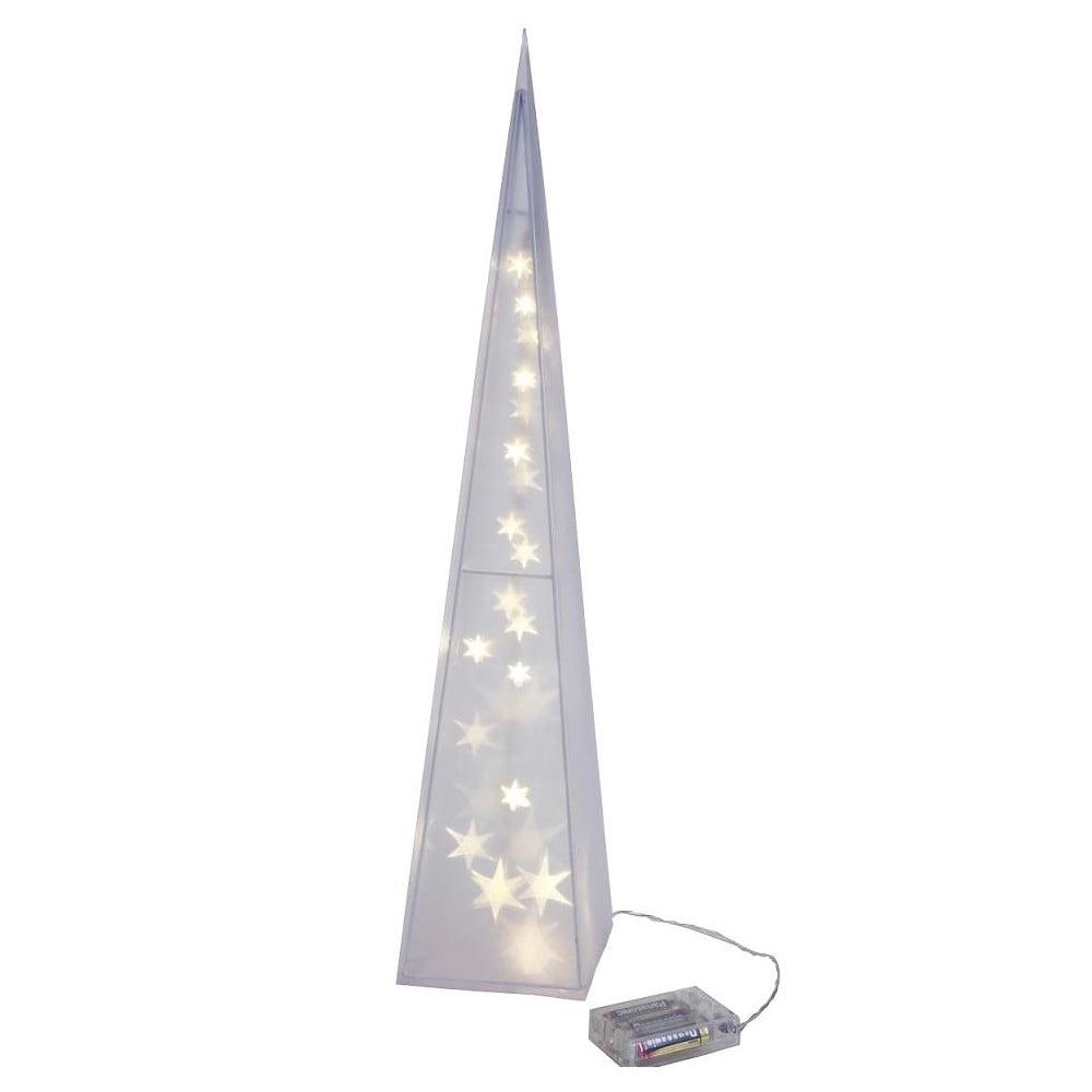 Svítící dekorace Best Season Cone, 60 cm