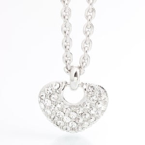 Colier Swarovski Elements Laura Bruni Heart
