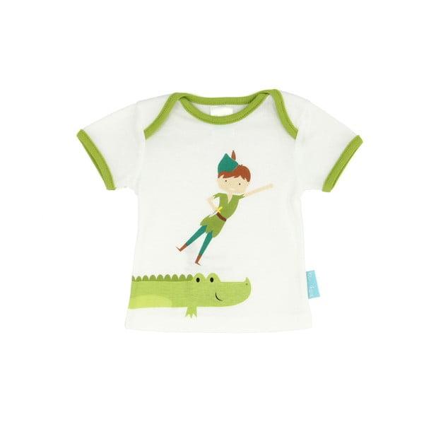 Dětské tričko Peter s krátkým rukávem, vel. 6 až 9 měsíců