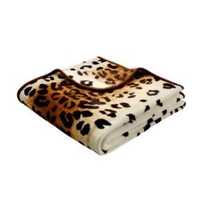 Umělá kožešina Biederlack Leopard, 200x150cm
