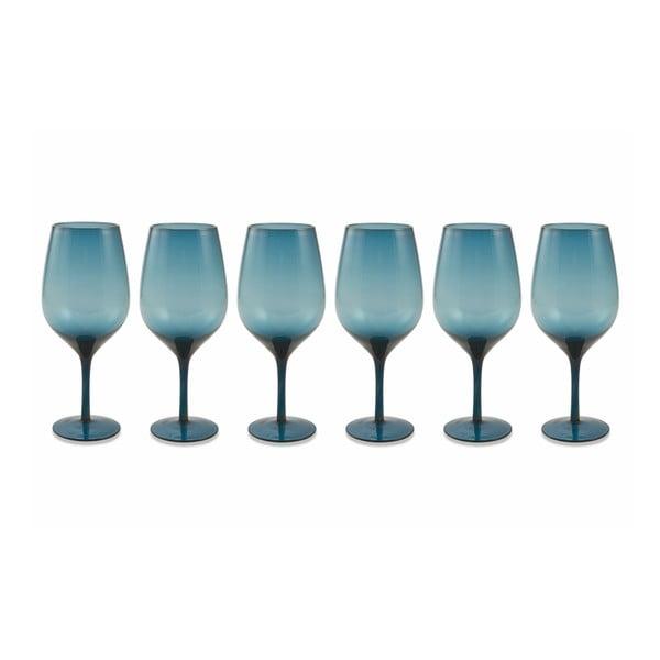 Happy Hour 6 db kék pohár - Villa d'Este