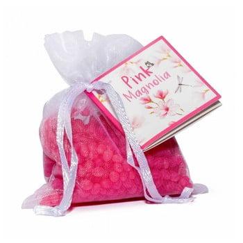 Săculeț parfumat din organza cu aromă de magnolie roz Ego dekor Frutos imagine