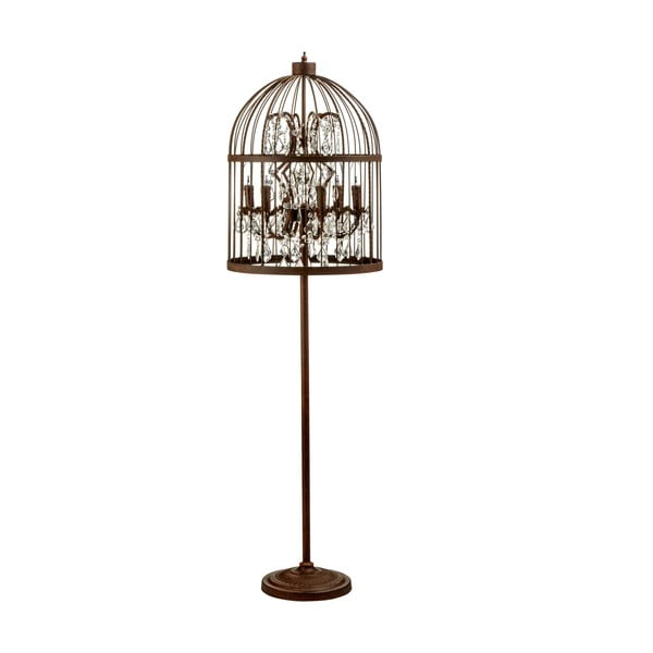 Stojací lampa Birdcage, 160 cm
