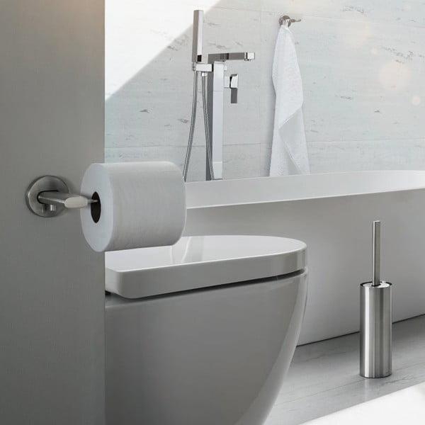 Matný nerezový držák na toaletní papír Blomus Areo