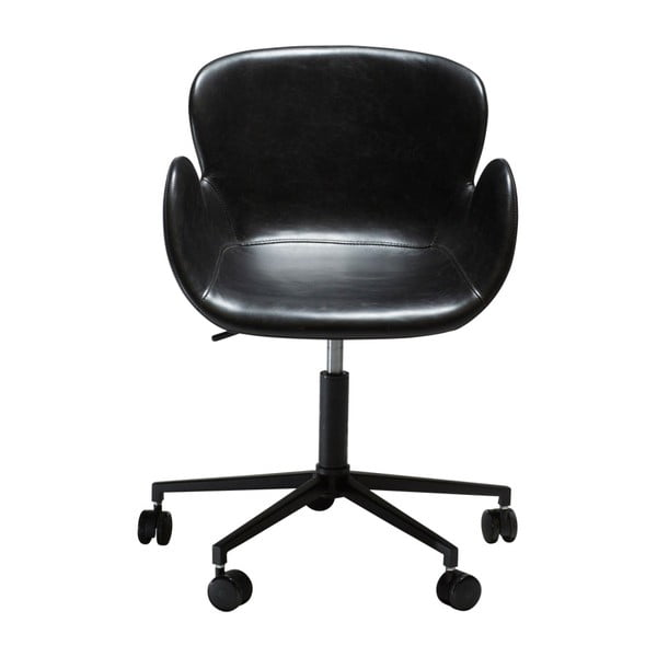 Černá kancelářská židle DAN-FORM Denmark Gaia