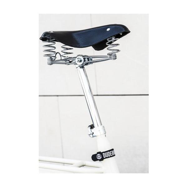 Skládací kolo Dude Bike Top, šedé