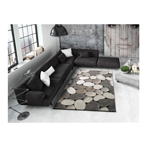 Peddle szürke szőnyeg, 140 x 200 cm - Universal