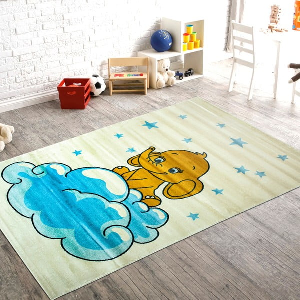 Dětský koberec Pinullo Elephante, 150 x 230 cm