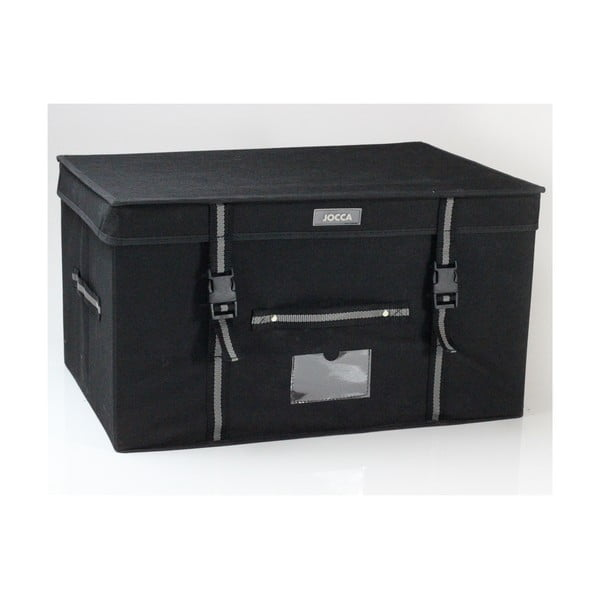Černý úložný box JOCCA Storage Box