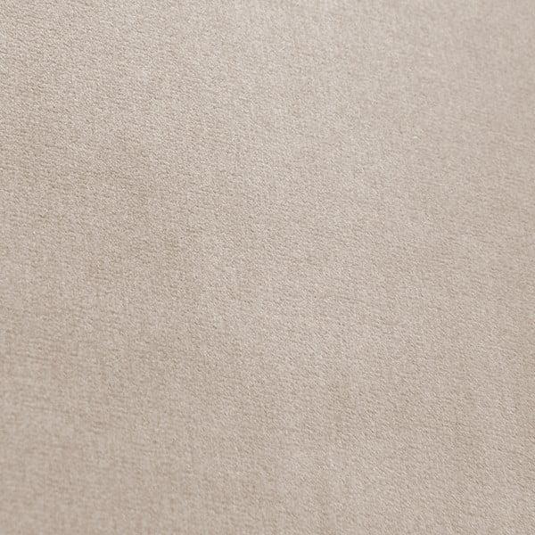 Světle šedá trojmístná pohovka Vivonita Chesterfield Silky