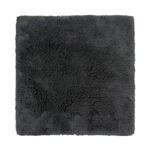 Koupelnová předložka Alma Dark Grey, 60x60 cm