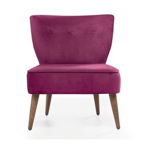 Scaun tapiţat Balcab Home Molly, roz
