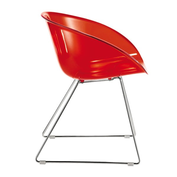 Židle Gliss 921, červená