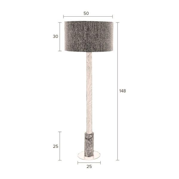 Stojací lampa Dutchbone Memphis