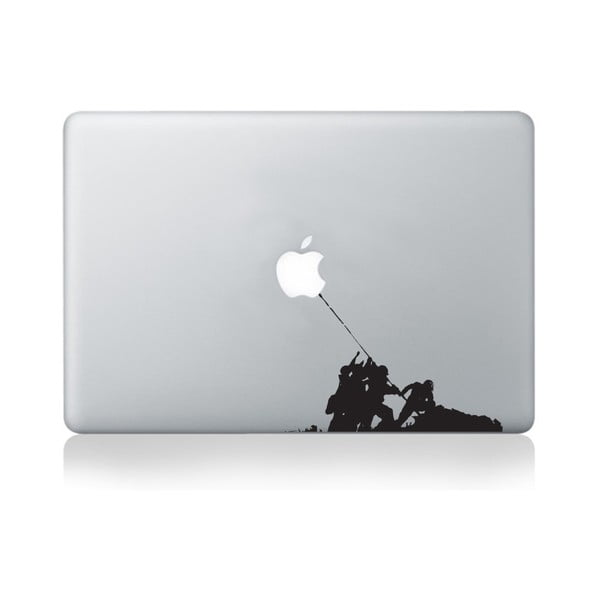 "Samolepka na notebook 15"" Soldiers of Fortune by Banksy"