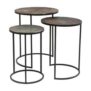 Sada 3 odkládacích stolků Kare Design Electra