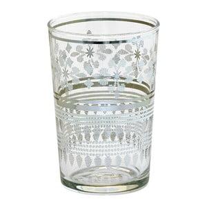 Stříbrná sklenice Green Gate Lamia