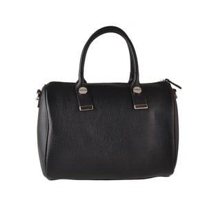 Černá kožená kabelka Ore Diece Oregon