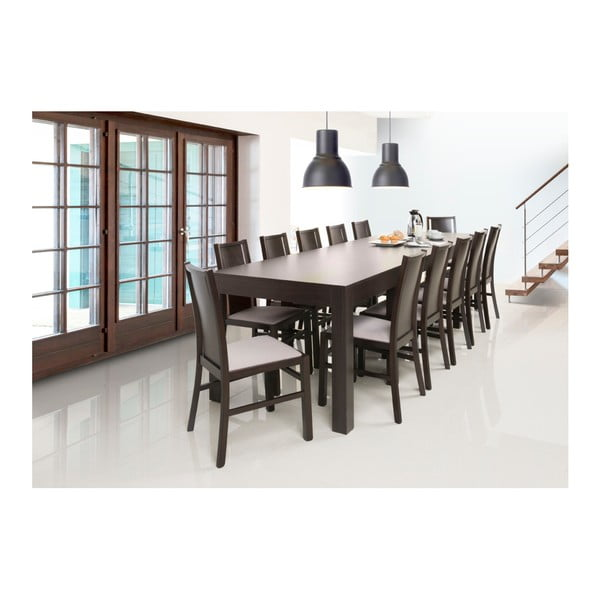 Rozkládací jídelní stůl Szynaka Meble Wenus