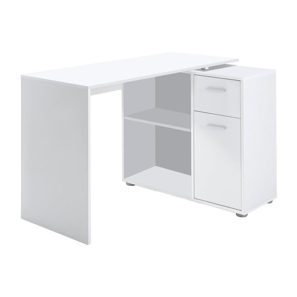 Bílý psací stůl 13Casa Honor