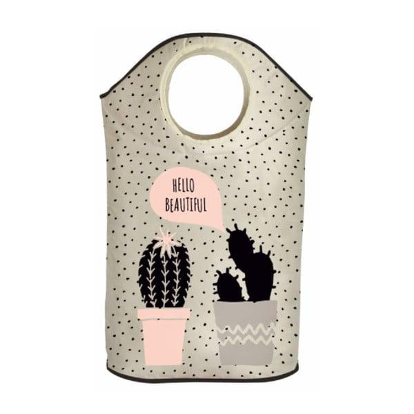 Koš na prádlo Cactus Love