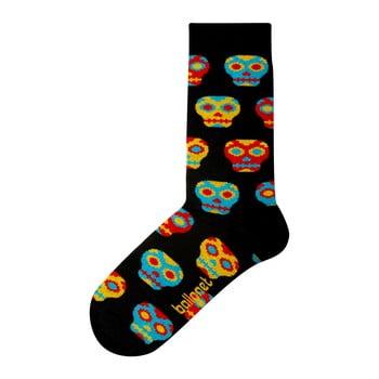 Șosete Ballonet Socks Skulls, mărime 41 - 46