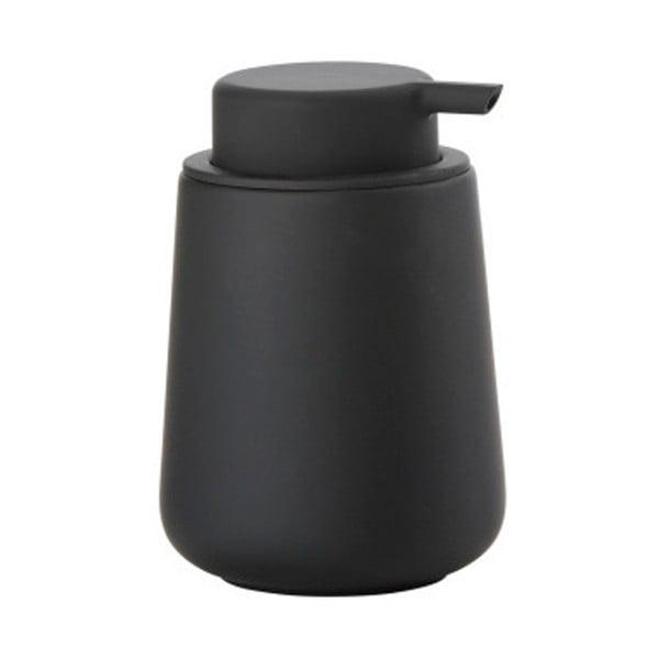 Černý dávkovač mýdla Zone Nova One