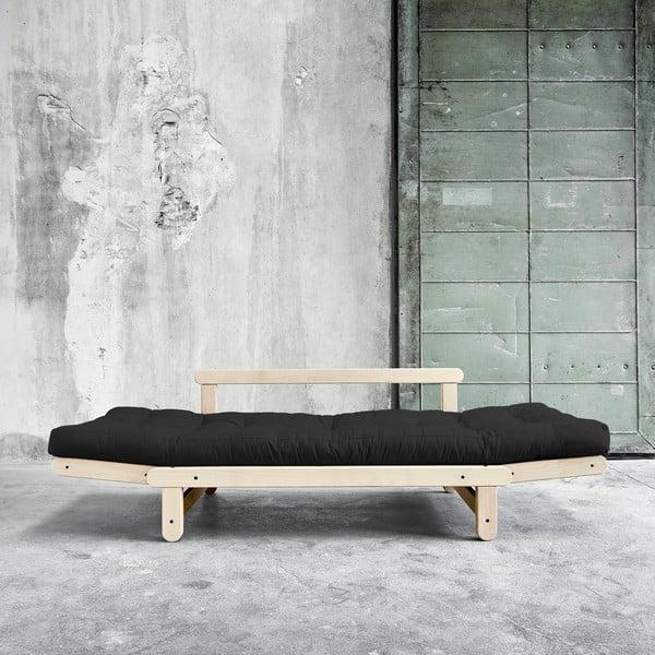 Canapea extensibilă Karup Beat Natural/Gray