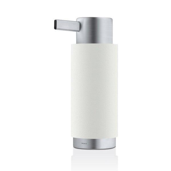 Biały dozownik do mydła Blomus Ara