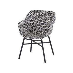 Proutěná zahradní židle Hartman Delphine