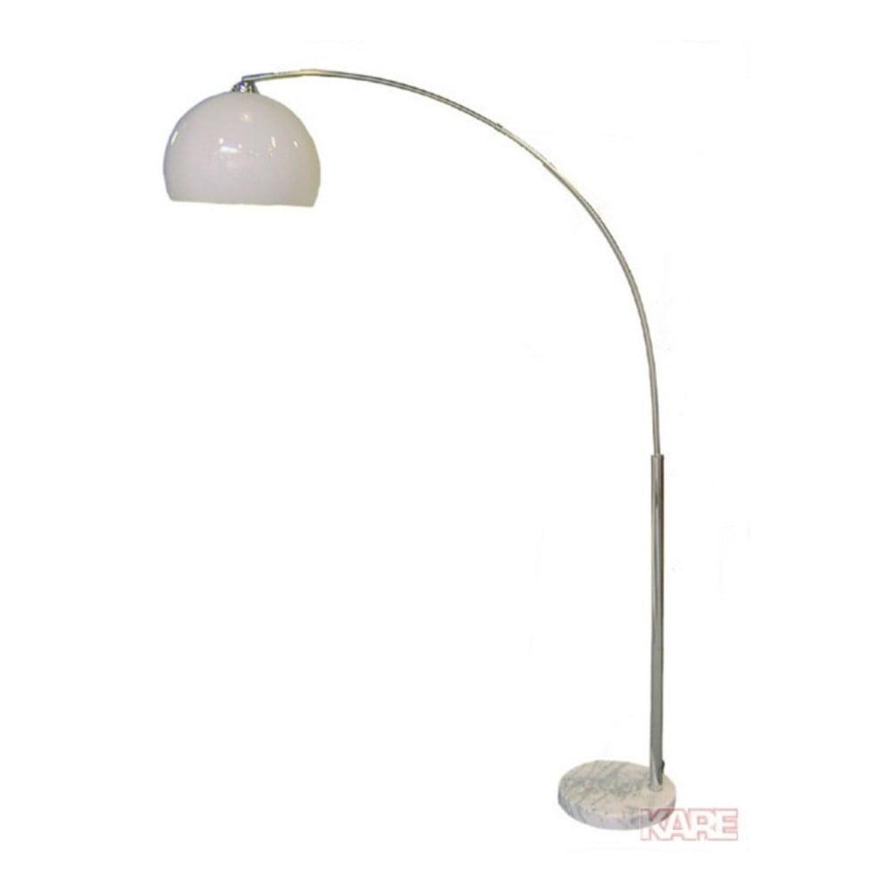 Stojací lampa s mramorovou základnou Kare Design Deal