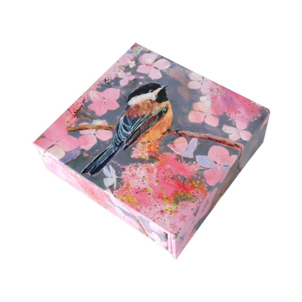 Bloček na poznámky v boxu Carolyn Carter by Portico Designs, 80 listů
