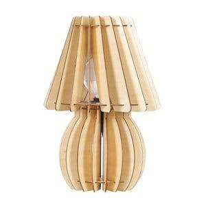 Stolní lampa v přírodní barvě 360 Living Strada Holz