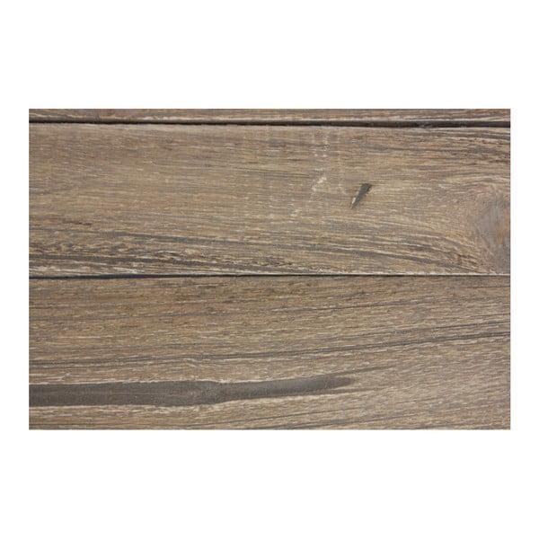 Lavice z teakového dřeva HSM collection Bench Pank