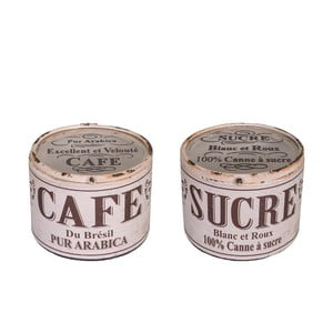 Sada 2 dóz Antic Line Cafe Sucre