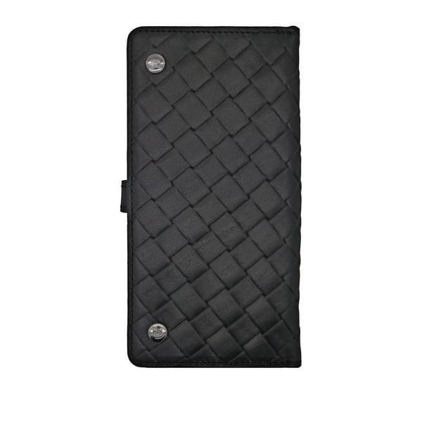 Obal na iPhone6 Wallet Black