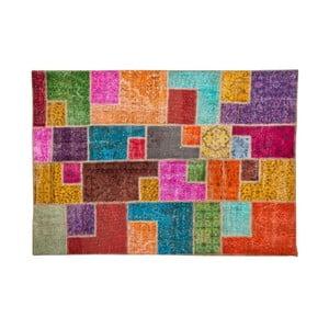 Vlněný koberec Allmode Multi, 150x80 cm