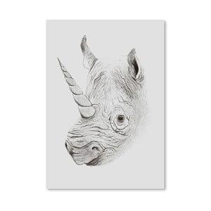 Plakát Rhinoplasty od Florenta Bodart, 30x42 cm