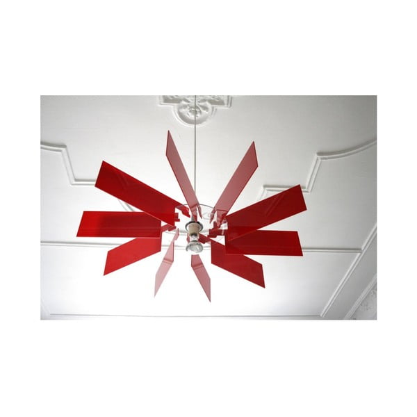 Stínidlo Al-Verd, červená
