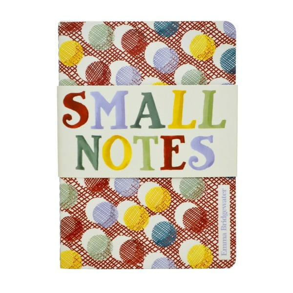 Set 2 blocnotes Small Notes A6
