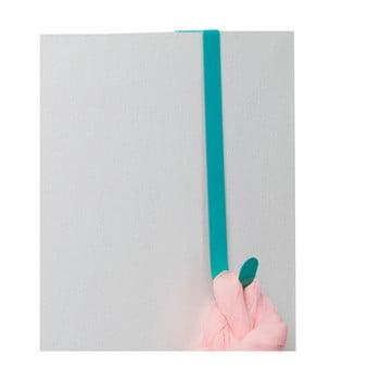 Cârlig pentru ușă Compactor No Today, turcoaz de la Compactor