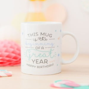 Cană Mr. Wonderful This mug, 350 ml