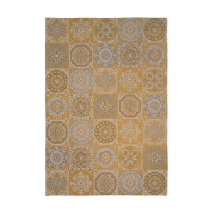 Pratelný koberec DECO CARPET Chenile Fiore Penny, 120x170cm