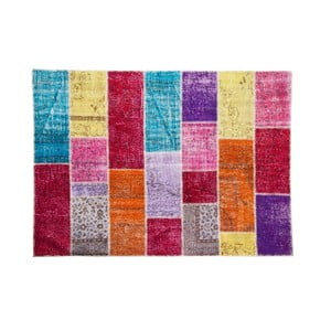Vlněný koberec Allmode Yan Dar, 150x80 cm