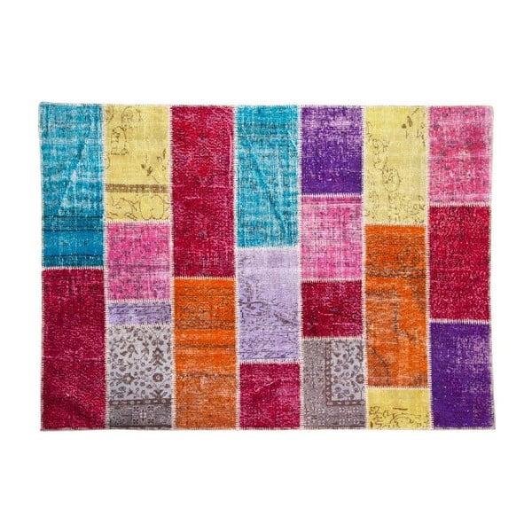 Vlněný koberec Allmode Yan Dar, 180x120 cm