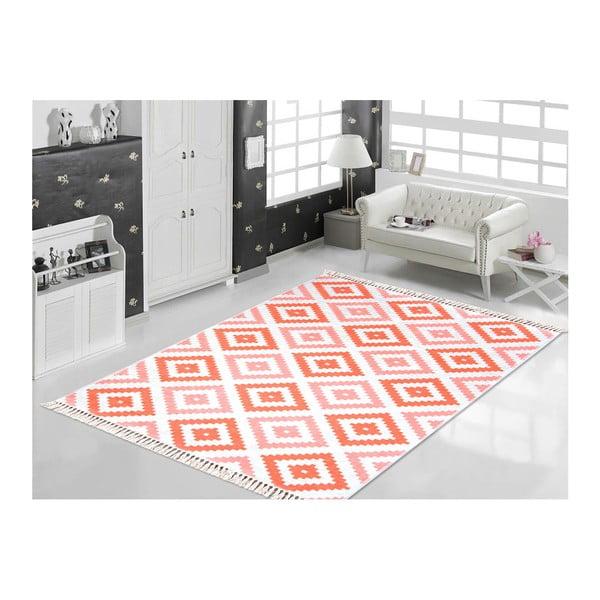 Hali Art Turuncu szőnyeg, 80 x 150 cm - Vitaus