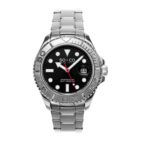 Pánské hodinky Yacht Style Black